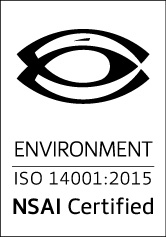 NSAI Certified ISO 14001:2015