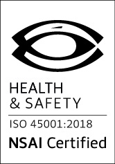 NSAI Certified ISO 45001:2018